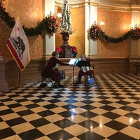 Photo taken at The Governor's Office by Marco E. on 12/3/2016