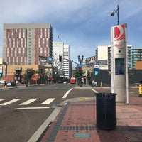 Photo taken at Downtown San Diego by Marco E. on 4/16/2017