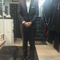 Photo taken at Robbie & Co. Men's Shop by Sergei M. on 10/10/2016