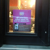 Photo taken at Dunkin Donuts by Eric S. on 12/23/2012