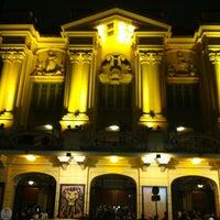 Photo taken at Teatro Renault by Caroline B. on 7/19/2013
