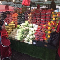 Photo taken at Ridley Road Market by Dilay Ş. on 10/30/2014