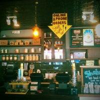 Photo taken at Potbelly Sandwich Shop by Sanputt S. on 4/4/2013