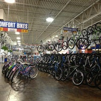 Photo taken at Richardson Bike Mart by Kyle B. on 2/5/2013
