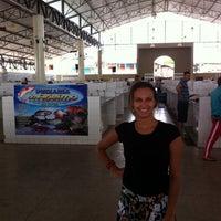 Photo taken at Mercado do Pescado by Ricardo R. on 2/3/2014