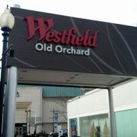 Photo taken at Westfield Old Orchard by Derek J. on 11/19/2012