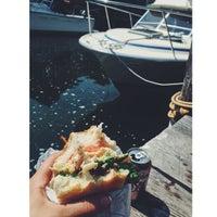 Photo taken at Fishtown Village Cheese Shanty by Alyssa G. on 8/6/2014