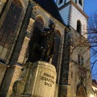 Foto tirada no(a) Thomaskirche por HAL H. em 12/7/2012