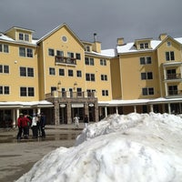 Photo taken at Jackson Gore Inn by Stevo on 3/24/2013