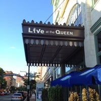 Photo taken at World Cafe Live at the Queen by Stevo on 6/19/2013