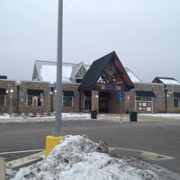 Photo taken at Hickory Run Travel Plaza by Stevo on 1/25/2013