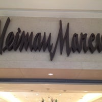Photo taken at Neiman Marcus by Stevo on 12/22/2012