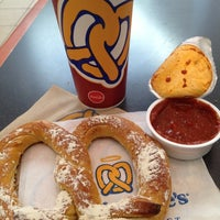 Photo taken at Auntie Anne's by Taunia S. on 9/23/2013