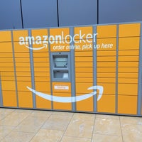Photo taken at Amazon Locker by Brian S. on 12/3/2013