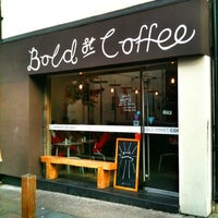 Photo taken at Bold Street Coffee by Brian S. on 12/2/2012