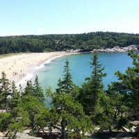 Photo taken at Acadia National Park by Fred E. on 8/11/2013