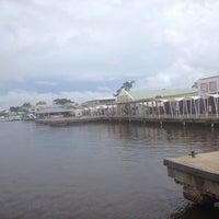 Photo taken at Belize City Port by Nina C. on 8/29/2013