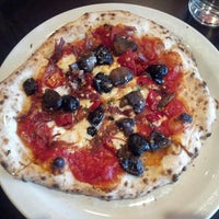 Photo taken at DOUGH Pizzeria Napoletana by Joseph A. on 5/16/2013