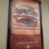 Photo taken at Burger King by Joseph A. on 3/27/2013
