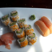 Photo taken at Sushi on McKinney by Joseph A. on 7/5/2013