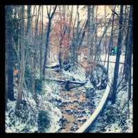 Photo taken at Black Creek Greenway by Going Diamond Y. on 1/30/2014