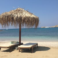 Photo taken at Porto Koundouros Beach by stevi on 7/7/2013