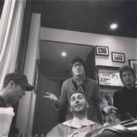 Photo taken at SO'O hair salon by Anton M. on 1/22/2014