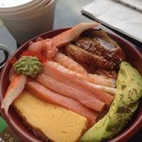 Photo taken at Osaka Sushi Express & Fresh Fruit Smoothies by Serkan G. on 5/12/2015