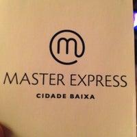 Photo taken at Master Express by Karla S. on 1/21/2013