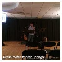 Photo taken at CrossPointe Winter Springs by Dan S. on 11/17/2013