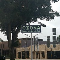 Photo taken at Ozona, TX by Joan V. on 9/18/2014