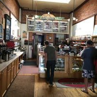 Photo taken at Old Town Coffee & Chocolates by Scott M. on 8/1/2016