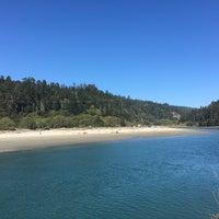 Photo taken at Big River Beach by Scott M. on 8/2/2016