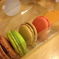 Photo taken at Francois Payard Bakery by Kaitlin M. on 1/8/2013