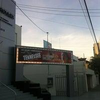 Photo taken at Teatro Vivian Blumenthal by Alonso I. on 11/26/2012