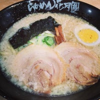 Photo taken at らあめん 花月 嵐 by havetell on 10/20/2014