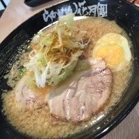 Photo taken at らあめん 花月 嵐 by havetell on 3/26/2016