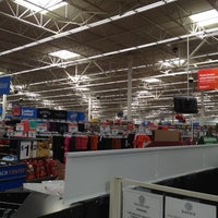 Photo taken at Walmart Supercenter by Matthew B. on 10/3/2012
