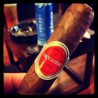 Photo taken at Tobacco Leaf by DaByrdman33 on 10/4/2012