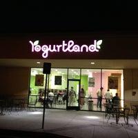 Photo taken at Yogurtland by Kevin D. on 2/26/2013
