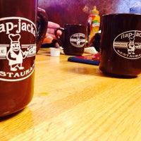 Photo taken at Flap-Jacks Pancake House Restaurant by Laura G. on 5/24/2014