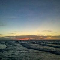 Photo taken at Centro Recreativo Playa Norte by Ingrid I. on 7/14/2013