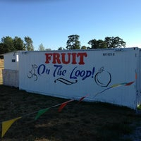 Photo taken at Fruit On The Loop by Stephanie B. on 7/28/2013