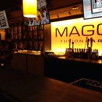 Photo taken at Mago Bar & Bistro by Richard W. on 11/10/2013