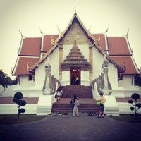 Photo taken at Wat Phu Mintr by iPomz on 12/28/2012