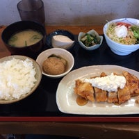 Photo taken at 世羅のとうふ屋 by Show K. on 1/23/2014
