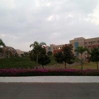 Photo taken at BITS, Pilani - Hyderabad Campus by Barun R. on 1/3/2013