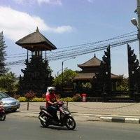 Photo taken at Pura Dalem Penataran Desa Adat Legian by John R. on 10/25/2012