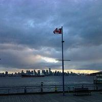 Photo taken at Lonsdale Quay SeaBus Terminal by John R. on 4/11/2013