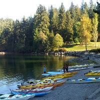 Photo taken at Deep Cove Outdoors by John R. on 9/20/2012